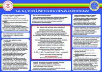 6. Informacija vartotojams